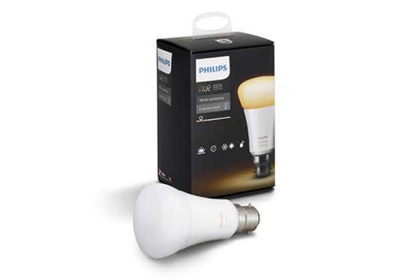 Philips Hue White Ambient 9.5W A60 B22 Smart Bulb