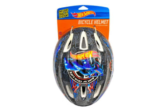 Hot Wheels Kids Bike Helmet