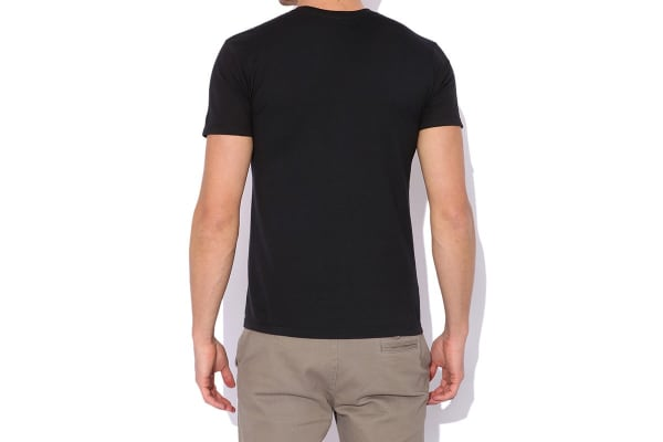 Elwood Men's Box Out Tee (Black, Large)