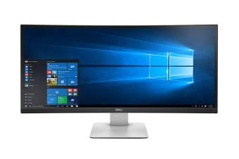 "Dell Ultrasharp 34"" 21:9 3440x1440 WQHD IPS Curved LED Monitor (U3415W)"
