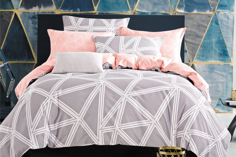 Gioia Casa Space Quilt Cover Set (King)