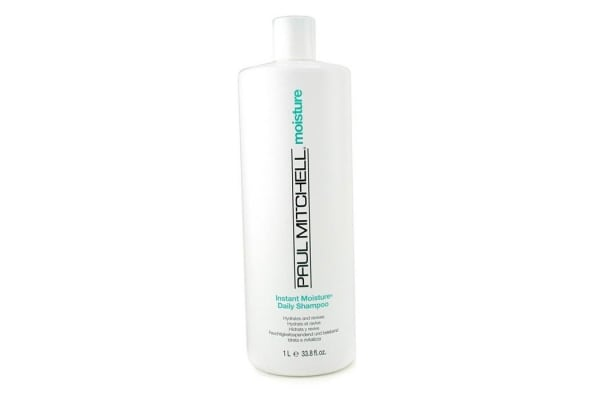 Paul Mitchell Moisture Instant Moisture Daily Shampoo (Hydrates and Revives) (1000ml/33.8oz)