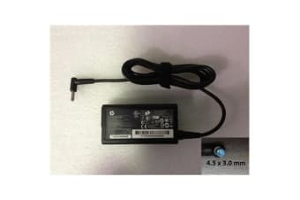 HP OEM Notebook Power Adapter/Charger, 19.5V 3.33A 65W (4.5x3.0mm)
