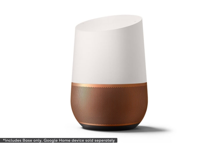 Base for Google Home (Metal, Copper)