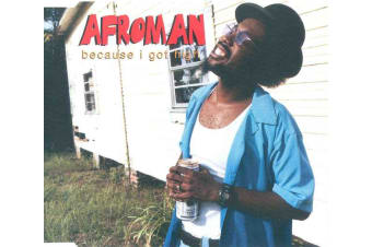 Afroman ‎– Because I Got High PRE-OWNED CD: DISC LIKE NEW