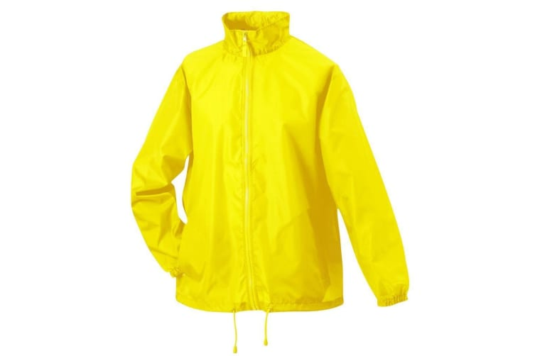 James and Nicholson Unisex Promotion Jacket (Yellow) (L)