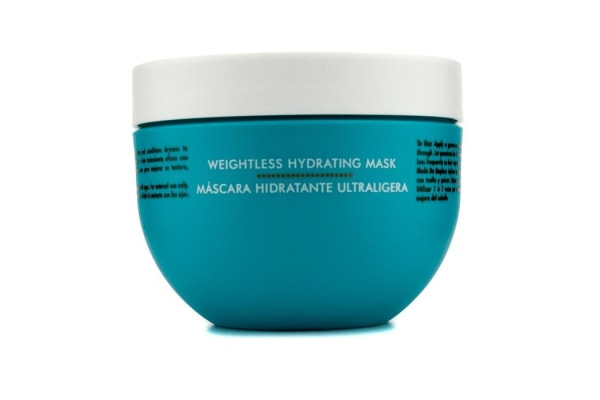 Moroccanoil Weightless Hydrating Mask (For Fine Dry Hair) (250ml/8.5oz)
