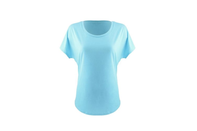 Next Level Womens/Ladies Ideal Dolman T-Shirt (Cancun) (L)