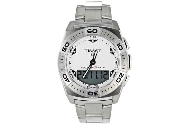 Tissot Men's Racing Touch (T0025201103100)