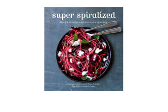 Super Spiralized by Souksisavanh & Nikolcic