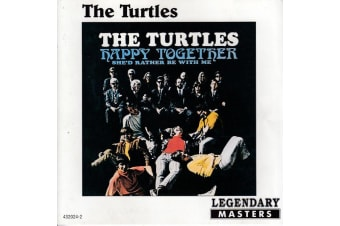 The Turtles – Happy Together BRAND NEW SEALED MUSIC ALBUM CD - AU STOCK