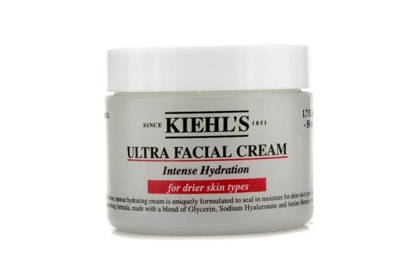 Kiehl's Ultra Facial Cream Intense Hydration - For Drier Skin Types (50ml/1.7oz)