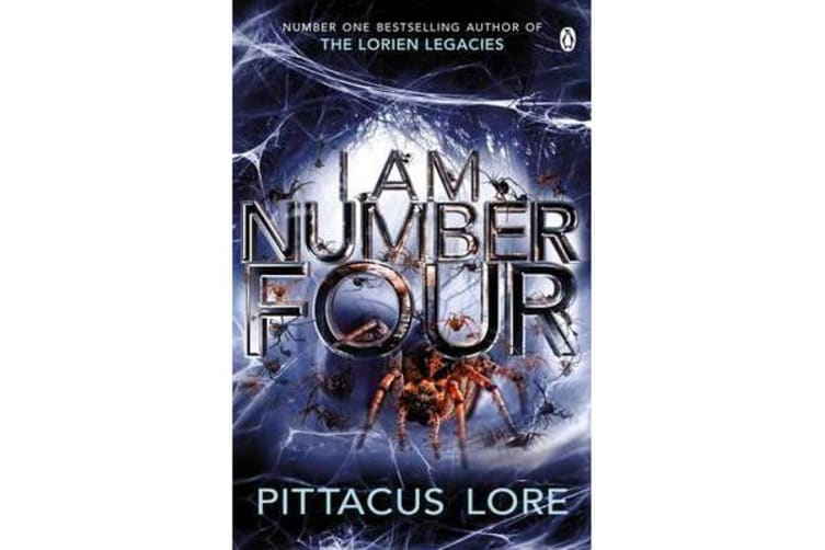 I Am Number Four - (Lorien Legacies Book 1)