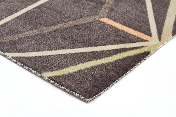 Trance Modern Taupe Rug 220x150cm