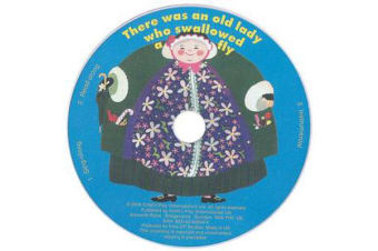 There Was an Old Lady Who Swallowed a Fly CD Audio