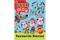 Favourite Stories - Ladybird Stick and Play Activity Book