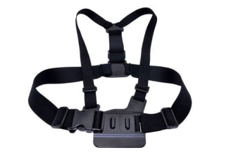 GoPro HERO Compatible Chest Mount