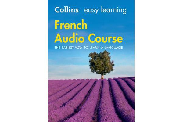 Image of Easy Learning French Audio Course - Language Learning the Easy Way with Collins