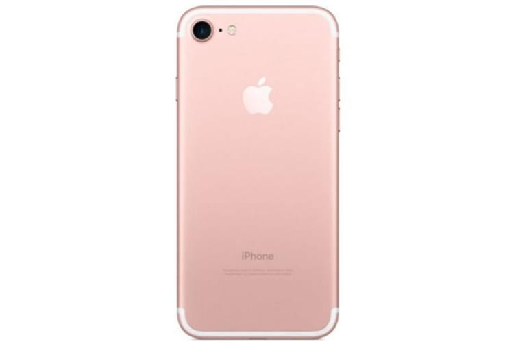 Used as Demo Apple Iphone 7 128GB Rose Gold (Local Warranty, 100% Genuine)