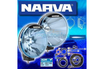 NARVA ULTIMA BLUE 225 COMBINATION SPOT SPREAD DRIVING LIGHTS KIT LAMPS 71700BE