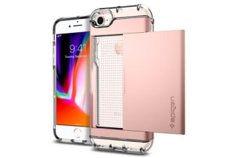 Spigen Spigen iPhone 8/7 Case Crystal Wallet Case