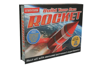 Build Your Own Rocket Activity Station