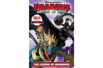 Dreamworks' Dragons - Riders of Berk: The Legend of Ragnarok (How to Train Your Dragon TV) Volume 5