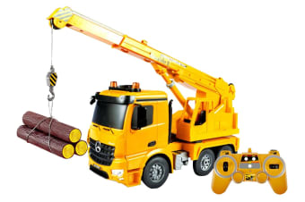 Mercedes-Benz Remote Controlled Crane (E526-003)