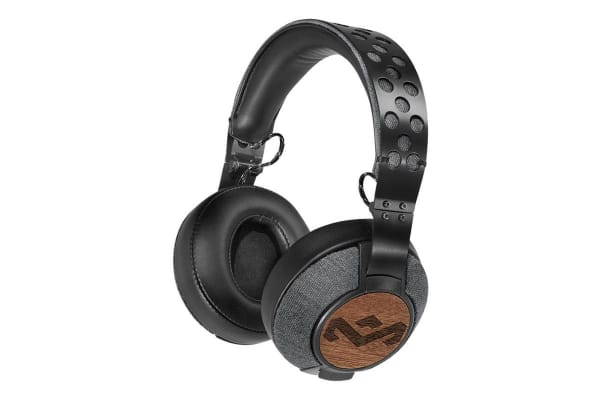 Marley Liberate XL Over Ear Headphones - Midnight (EMFH033MI)