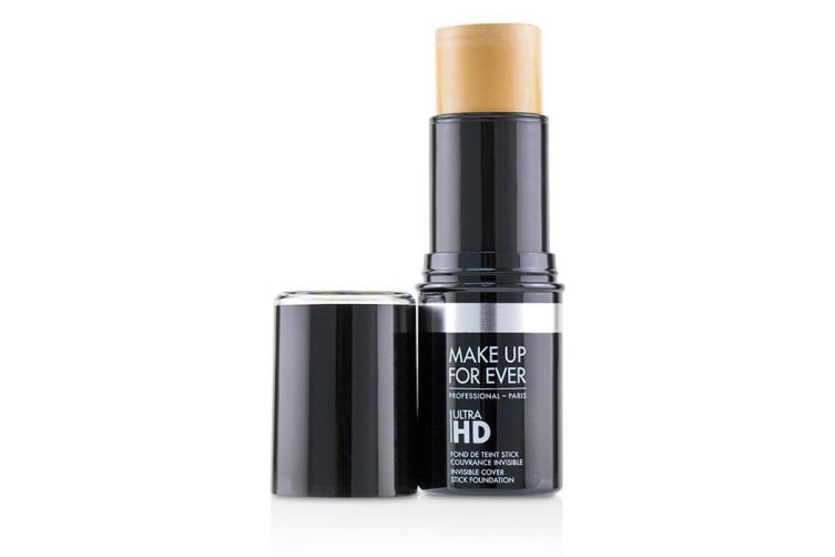 Make Up For Ever Ultra HD Invisible Cover Stick Foundation - # Y375 (Golden Sand) 12.5g/0.44oz