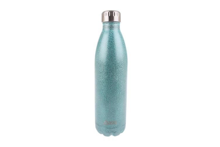 Oasis Stainless Steel Double Wall Bottle Arctic Blue 750ml