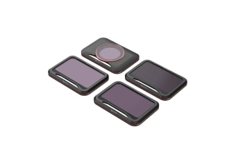 Freewell 4-pack Standard Day 4K Series Filter Pack for Sony RX0 II/Sony RX0