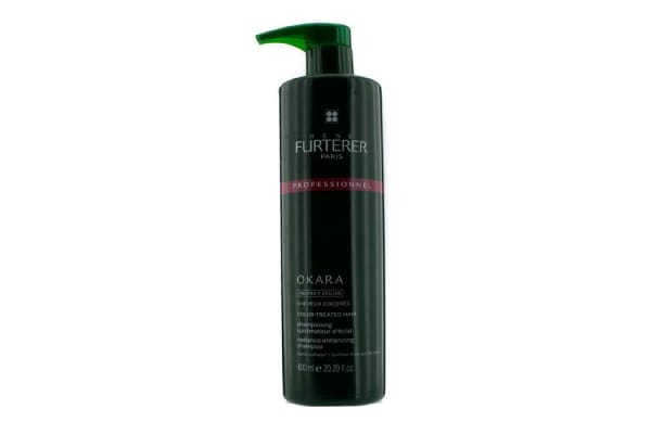 Rene Furterer Okara Radiance Enhancing Shampoo - For Color-Treated Hair (Salon Product) (600ml/20.29oz)