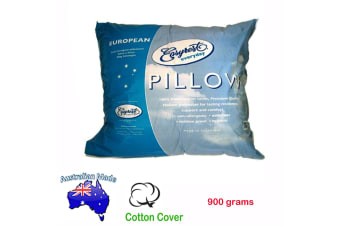 Australian Made Everyday European Pillow by Easyrest