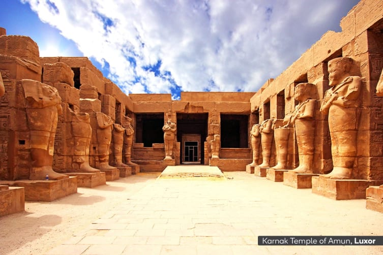 EGYPT & GREECE: 21 Day Egypt Tour and Greek Island Hopping Including Flights for Two