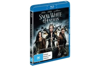 Snow White and the Huntsman Blu-ray Region B