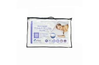 Micro Blend Tummy Sleeper Pillow