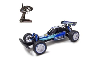 1:10 RC Off Road Car Jet Panther w/Rechargeable Battery/Kids/Toy/Blue