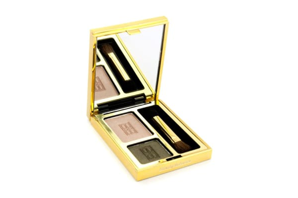 Elizabeth Arden Beautiful Color Eyeshadow Duo - # 01 Classic Khaki (3g/0.11oz)