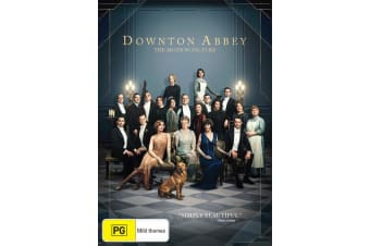 Downton Abbey DVD Region 4