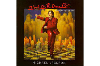 Michael Jackson – Blood On The Dance Floor (HIStory In the Mix) PRE-OWNED CD: DISC EXCELLENT
