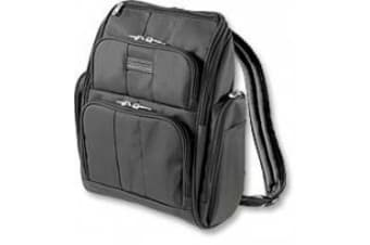 "Kensington Sky Runner Backpack Nylon Blk f Notebook notebook case 38.1 cm (15"")"