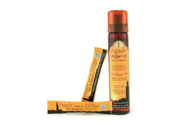 Agadir Argan Oil Hydrates, Conditions, Smoothes, Shine Spray Treatment (For All Hair Types) (150ml/5.1oz)