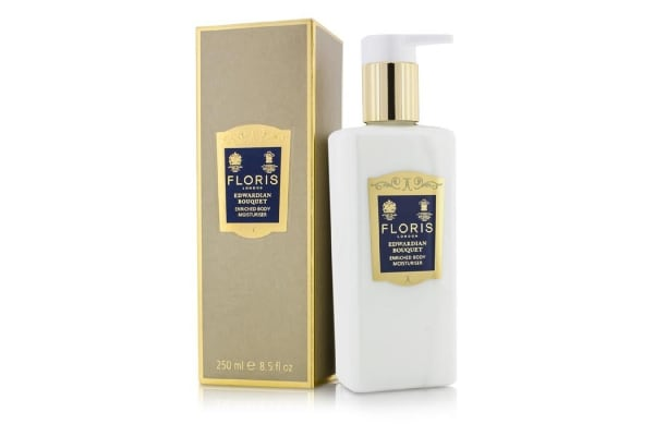 Floris Edwardian Bouquet Enriched Body Moisturiser (250ml/8.5oz)