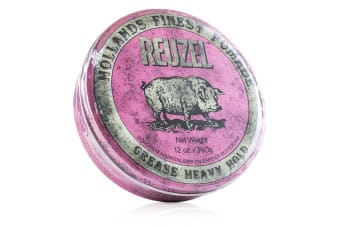 Reuzel Pink Pomade (Grease Heavy Hold) 340g/12oz