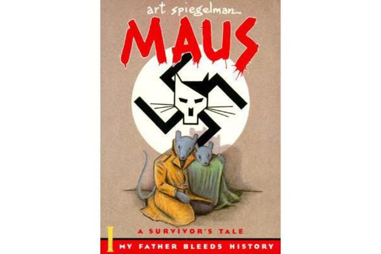 Maus: My Father Bleeds History v. 1 - A Survivor's Tale