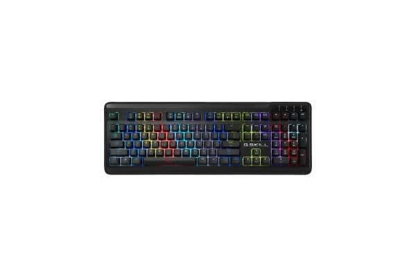 G.SKILL RIPJAWS KM570 RGB MECH GAMING KB -RED