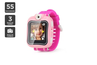 Kids' Smart Watch (Pink)