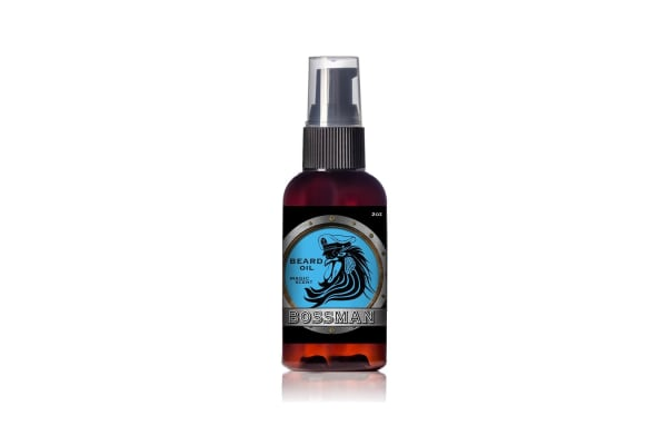 Bossman Original Beard Oil Magic Scent 60ml