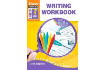 Excel Advanced Skills Workbooks - Writing Workbook Year 1